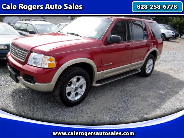 buy here pay here 2005 ford explorer for sale in asheville nc 28806 cale rogers auto sales. Black Bedroom Furniture Sets. Home Design Ideas