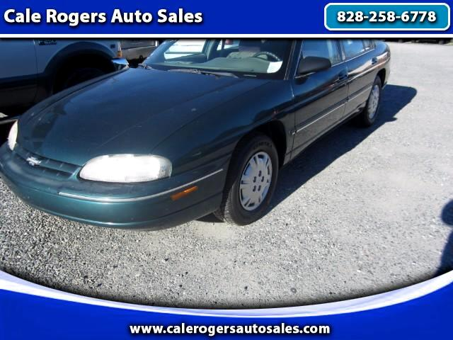 buy here pay here 1998 chevrolet lumina ls for sale in asheville nc 28806 cale rogers auto sales. Black Bedroom Furniture Sets. Home Design Ideas