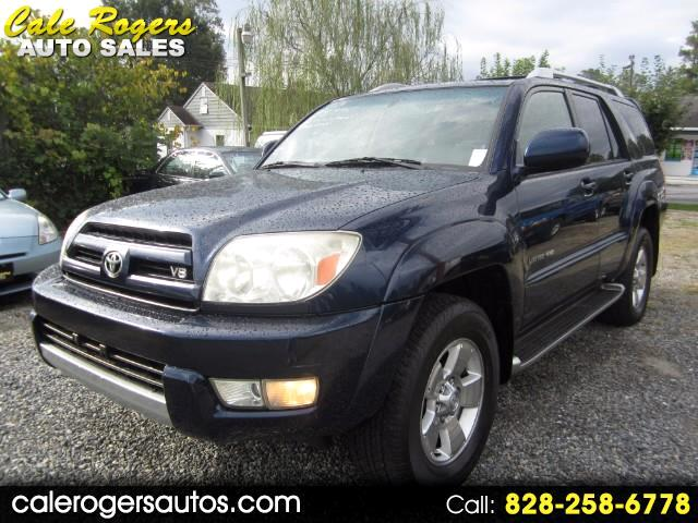 Buy Here Pay Here 2003 Toyota 4runner For Sale In Asheville Nc
