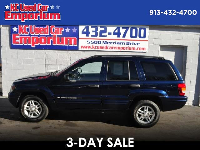 2004 Jeep Grand Cherokee Laredo Limited