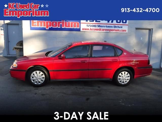 2005 Chevrolet Impala 1SA