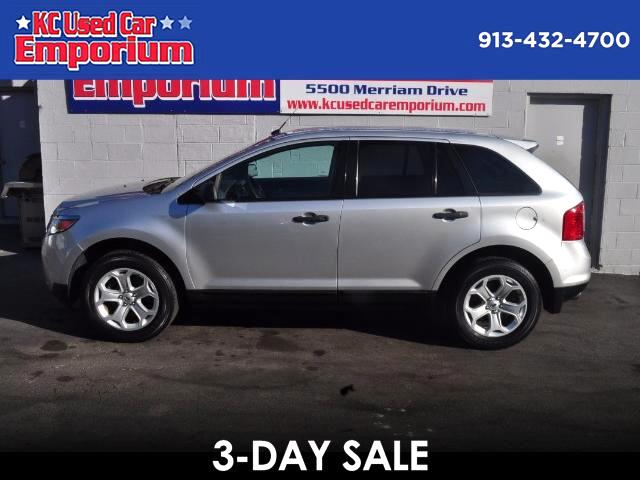 2012 Ford Edge SE AWD