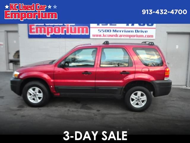 2005 Ford Escape XLS 2WD Manual