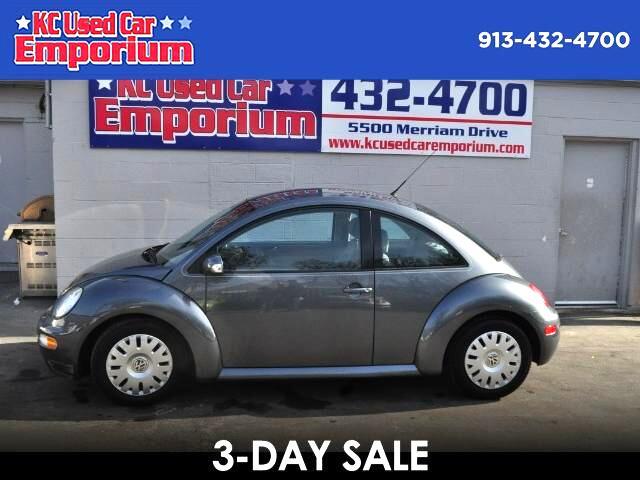 2004 Volkswagen New Beetle GL 2.0L
