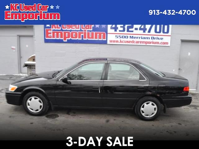 2000 Toyota Camry CE 5-Spd AT
