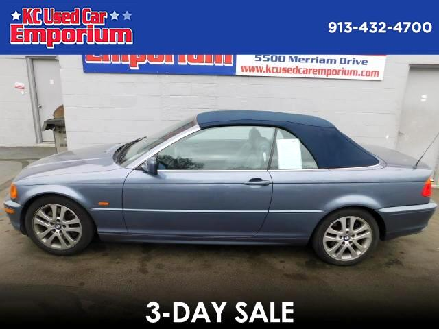 2001 BMW 3-Series 330Ci convertible