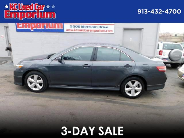 2011 Toyota Camry Automatic