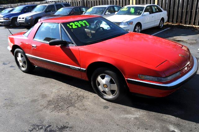 Kc Used Car Emporium Kansas City Ks: Used 1990 Buick Reatta Coupe For Sale In Kansas City KS