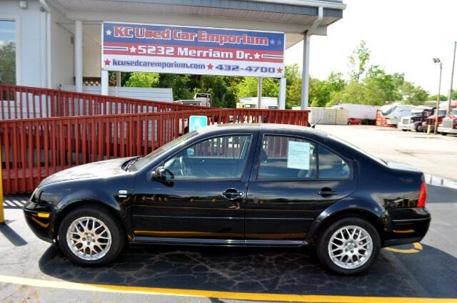Kc Used Car Emporium Kansas City Ks: Used 2001 Volkswagen Jetta Wolfsburg Edition GLS 1.8T For
