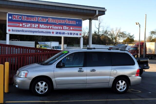 2004 Mercury Monterey Convenience