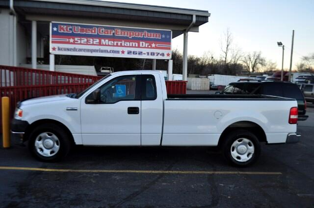 2005 Ford F-150 STX LONG BED 146 K ON MOTOR