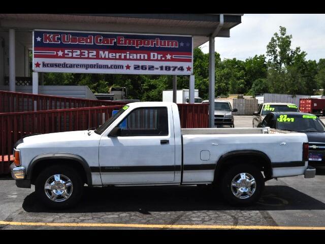 1991 Dodge Dakota Reg. Cab 2WD