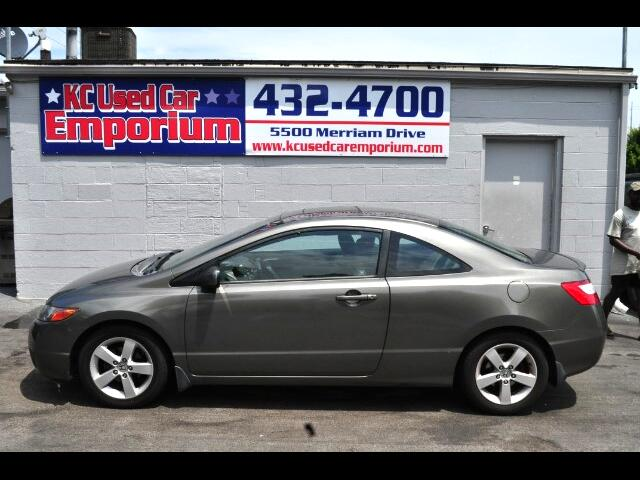 2006 Honda Civic EX Coupe with Navigation