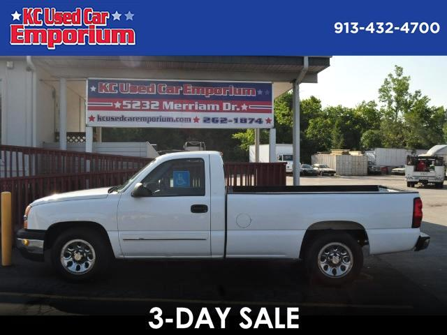2005 Chevrolet Silverado 1500 Long Bed