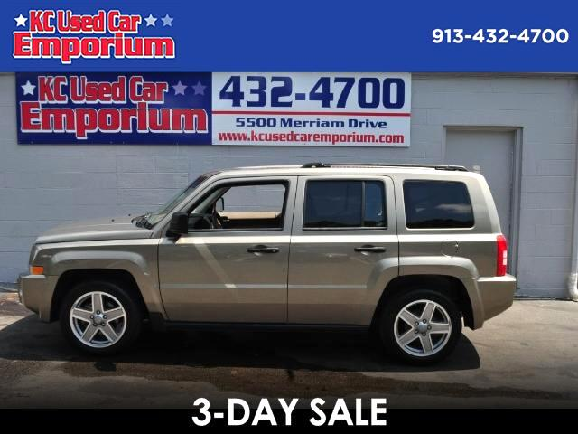 2008 Jeep Patriot Sport FWD