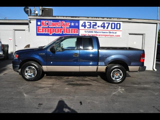 2004 Ford F-150 Lariat Super Cab Short Bed