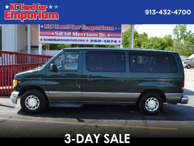 2001 Ford Econoline Wagon E-150 XL