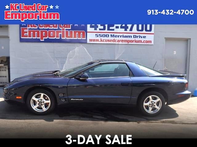 2001 Pontiac Trans Am Formula