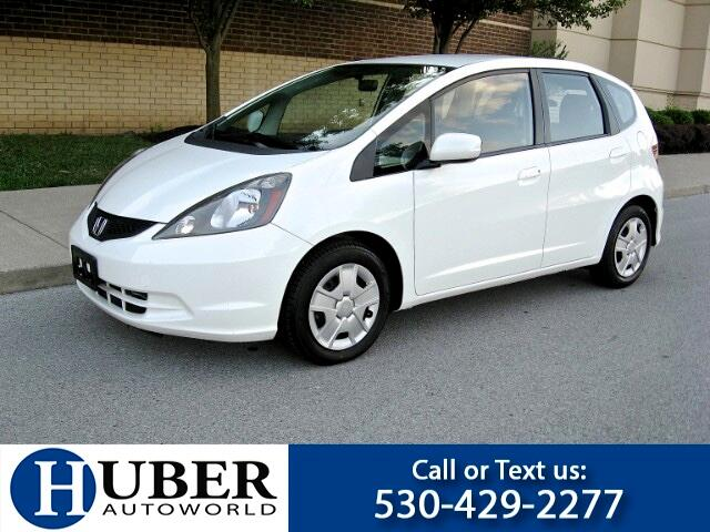 2013 Honda Fit 5DR Hatchback
