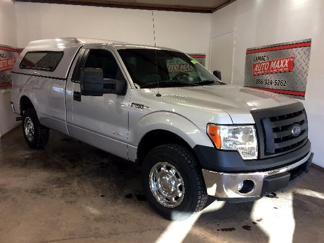 2011 Ford F-150 XL REG CAB  4 X 4