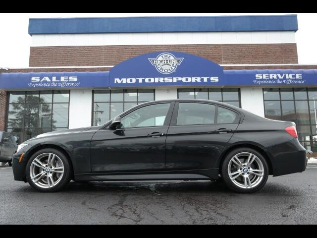 2013 BMW 3-Series 335I xDRIVE SEDAN M PACKAGE