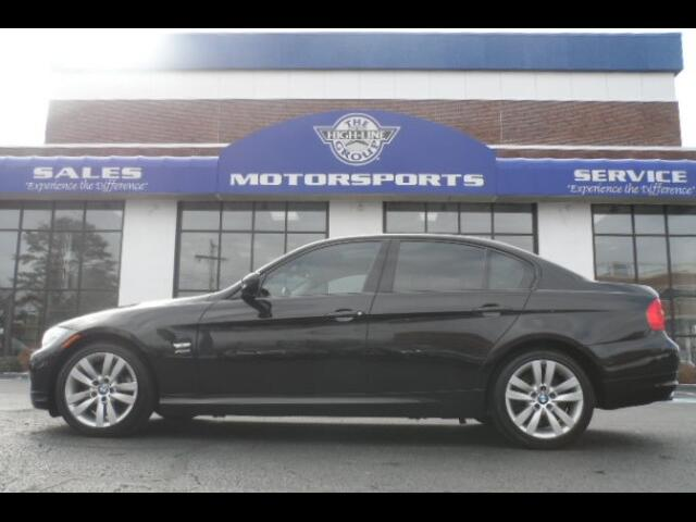 2011 BMW 3-Series 335i xDrive
