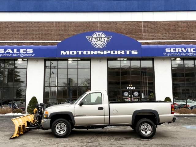 Used 2006 gmc sierra 2500hd for sale in lowell ma 01851 for Motor vehicle lowell ma