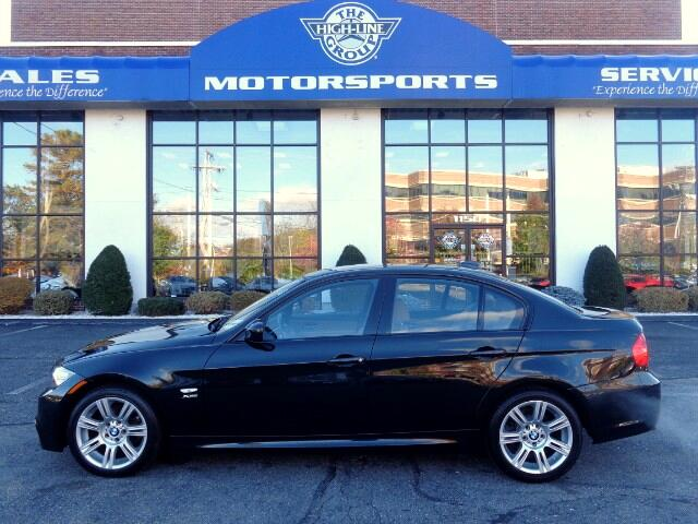 2010 BMW 3-Series 328i xDrive M PACKAGE