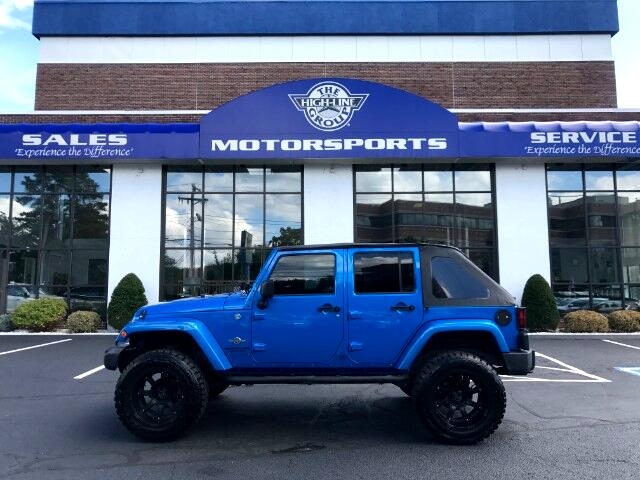 2014 Jeep Wrangler Unlimited Sport 4WD Oscar and Mike Edition