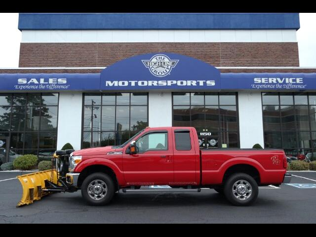 2013 Ford F-250 SD Lariat SuperCab 4WD