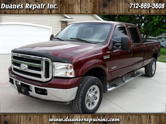 2005 Ford F-350 SD XLT Crew Cab Long Bed 4WD