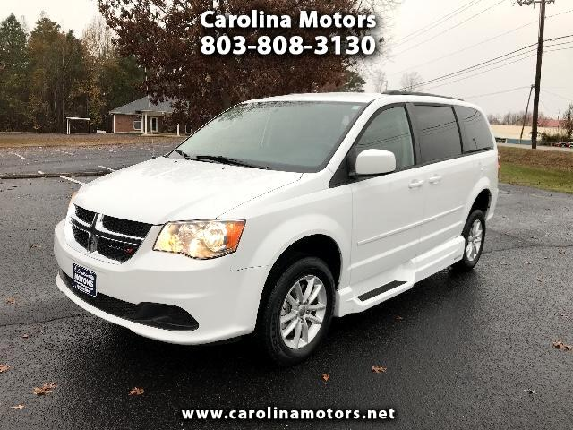 2014 Dodge Grand Caravan SXT VMI Northstar wheelchair-accessible