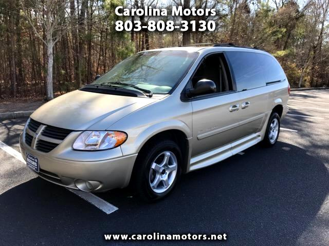 2005 Dodge Grand Caravan SXT Braun Handicap Wheelchair Van