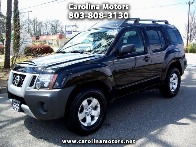 2010 Nissan Xterra