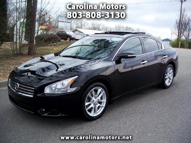 2009 Nissan Maxima