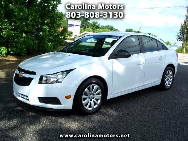 2011 Chevrolet Cruze