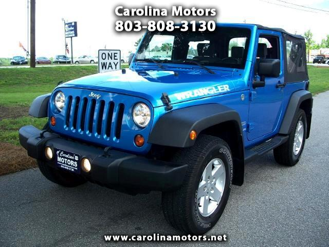 2010 Jeep Wrangler