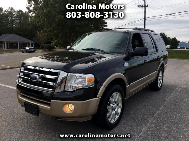 2012 Ford Expedition King Ranch 4WD