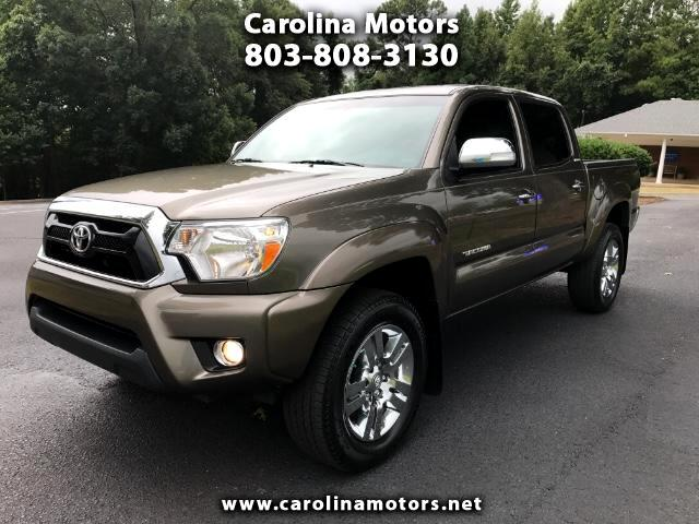 2014 Toyota Tacoma Limited Double Cab V6 6AT 2WD