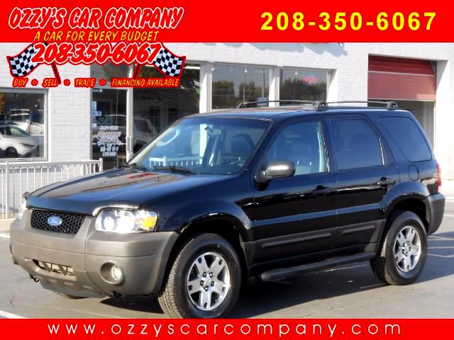 """2007 Ford Escape 4dr 103"""" WB 3.0L Limited 4WD"""