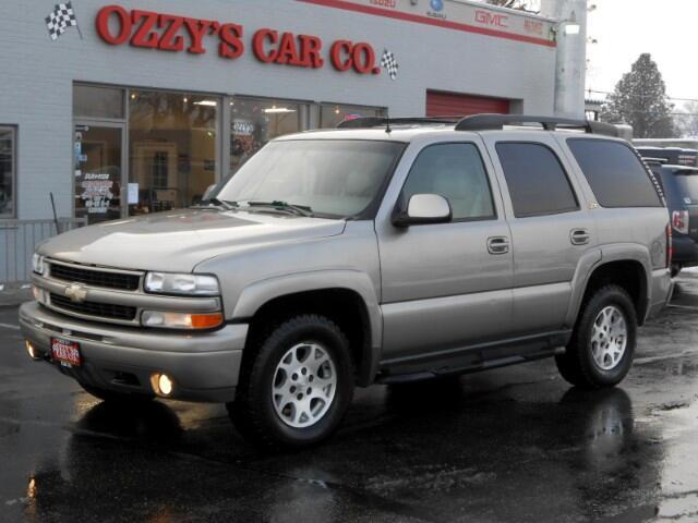 2002 Chevrolet Tahoe 4WD Z71