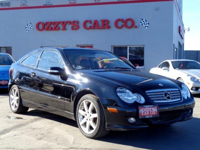 2005 Mercedes-Benz C-Class C320 Sport Coupe