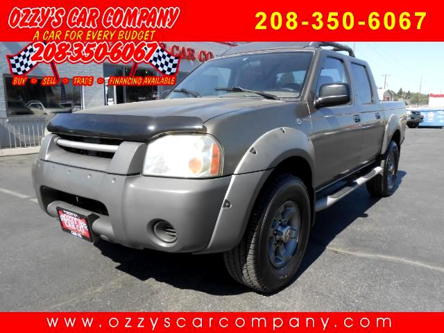 2001 Nissan Frontier XE Crew Cab 2WD