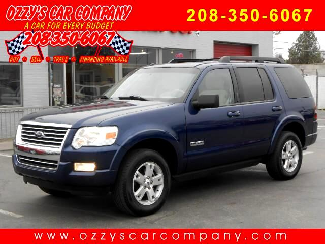 2008 Ford Explorer XLT 4.0L 2WD