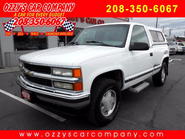 1996 Chevrolet C/K 1500 Reg. Cab W/T 6.5-ft. Bed 4WD