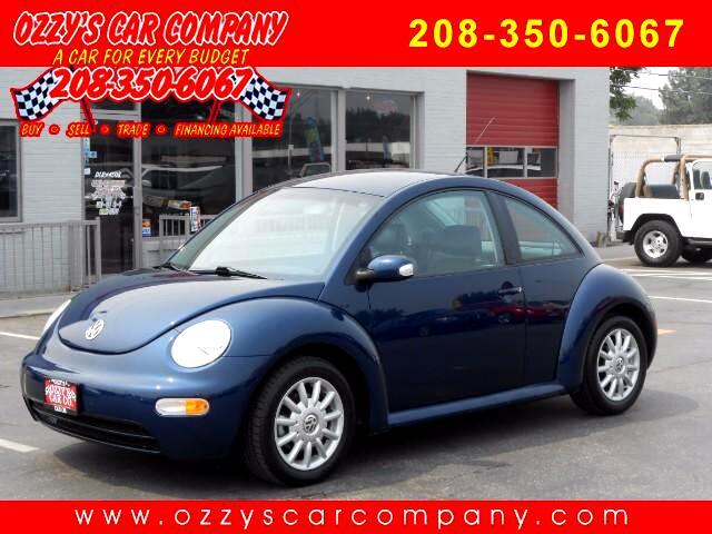 2005 Volkswagen New Beetle GL 2.0L