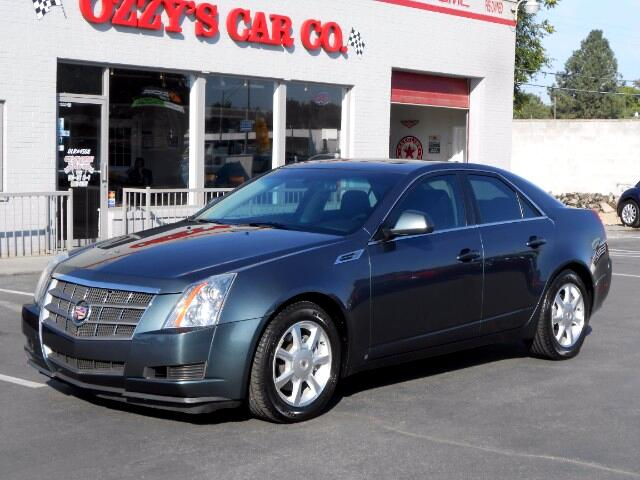2009 Cadillac CTS 3.6L SFI with Navigation