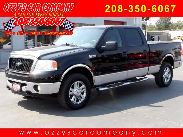 2006 Ford F-150 XLT SuperCrew 6.5-ft. Bed 4WD