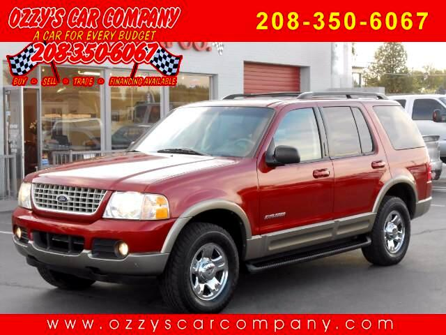 2005 Ford Explorer Eddie Bauer 4-Door AWD