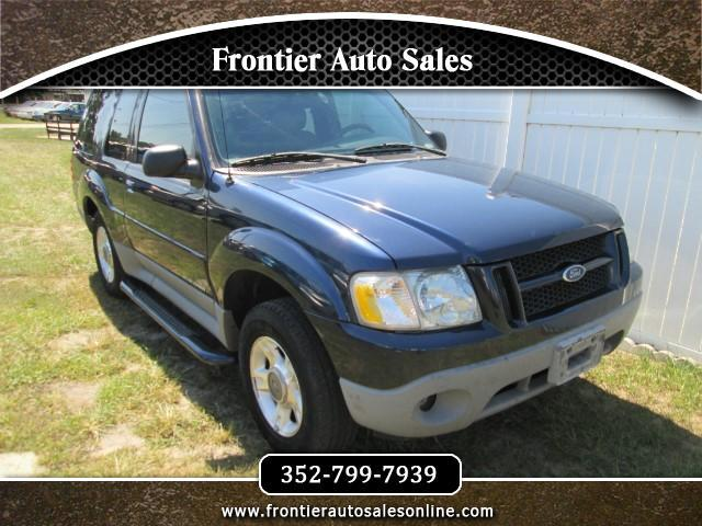 2002 Ford Explorer Sport 2WD Value